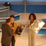 Jamily é homenageada no Programa Raul Gil