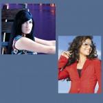 Aline Barros e Fernanda Brum estão entre os artistas que mais venderam CDs em 2009