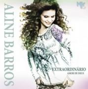 """Aline Barros: """"Extraordinário Amor de Deus"""" é disco de platina"""