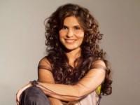 Aline Barros grava participação no programa da Xuxa