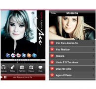 Mariana Valadão: baixe grátis aplicativo da cantora para iPad, iPod Touch e iPhone