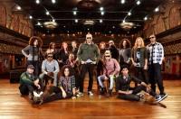 Sergio Saás e Raiz Coral reúnem 5 mil pessoas na gravação do seu 1°DVD, no Bola de Neve Olympia – SP