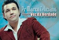 Marco Feliciano recebeu o Disco de Ouro pelo CD em que canta músicas do grupo Voz da Verdade