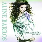 """Aline Barros barros recebe o Grammy Latino por """"Extraordinário Amor de Deus"""""""