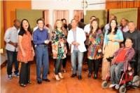 Central Gospel reúne seus cantores para jingle de final de ano