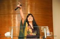 Fernanda Brum: aconteceu o culto de consagração do DVD Glória in Rio Igreja Batista Central
