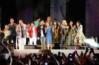 Festival Promessas atraiu apenas 10% do público esperado