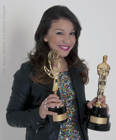 ... evangélica e apresentadora do Bom Dia & Cia, recebeu dois prêmios