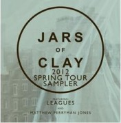 Jars of Clay disponibiliza EP com amostra de turnê