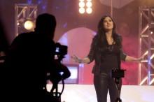 """""""Canção para você"""": Bruna Olly grava clipe especial para o Dia dos Namorados. Veja fotos"""