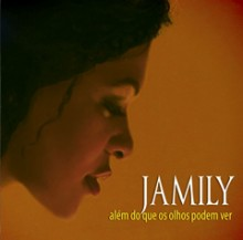 """Com novidades, Jamily lança CD """"Além do que os olhos podem ver"""", o primeiro pela Som Livre"""