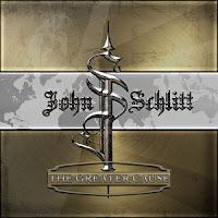 """John Schlitt lança quarto album solo da carreira, """"The greater cause"""""""