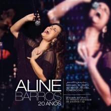 """Álbum comemorativo """"Aline Barros 20 Anos"""" ganhará versão em playback"""