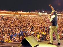 """Lançamento do CD """"Quem era eu"""" do Irmão Lázaro, dia 09/06, com presença de Marquinhos Gomes e Thalles Roberto"""
