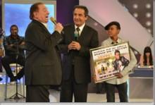 Jotta A receberá Disco de Platina no Programa Raul Gil