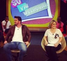 Mariana e Felippe Valadão estrearão novo programa na Rede Super no próximo dia 30/07