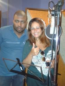 Ainda sem título, cantora Beatriz inicia a produção do novo álbum