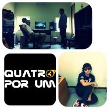 Quatro Por Um já prepara novo álbum