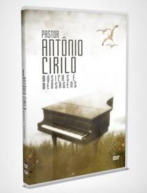 Pastor Antônio Cirilo vai lançar seu novo DVD na ExpoCristã 2012