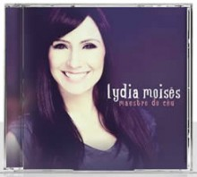 """Lydia Moisés prepara lançamento de seu novo CD, """"Maestro do Céu"""""""