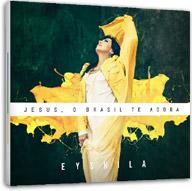 "Vídeo: Confira o teaser do novo CD da Eyshila, ""Jesus, o Brasil te adora"""