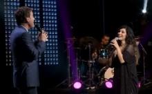 """Aline Barros lança vídeo da canção """"Bem Mais que Tudo"""", com participação de Michael W. Smith. Assista"""