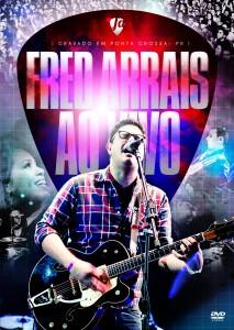 """Comemorando 12 anos de carreira, Fred Arrais lança seu novo DVD, """"Eu Creio – Ao Vivo"""""""