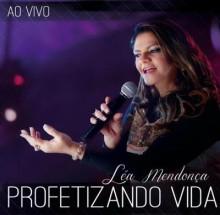 """Léa Mendonça revela capa de seu novo CD: """"Profetizando Vida"""""""
