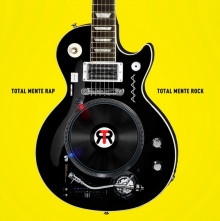 Totalmente Rap Totalmente Rock: Lito Atalaia revela capa e repertório de seu novo CD
