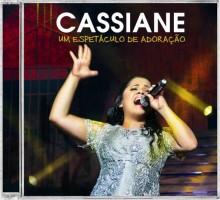 """Cassiane prepara o lançamento em CD e Playback do projeto """"Um Espetáculo de Adoração"""""""
