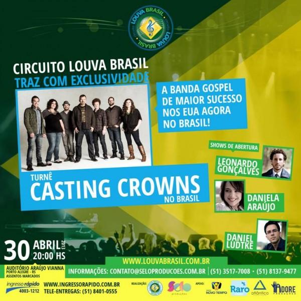casting crowns - louva brasil