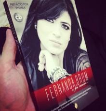 Fernanda Brum lança sua autobiografia, E foi assim…
