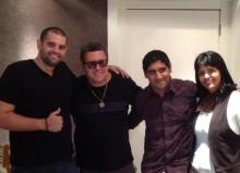 Em produção, Nani Azevedo revela detalhes de seu novo CD