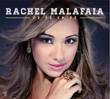 """Rachel Malafaia apresenta capa do novo álbum, """"De Fé em Fé"""""""