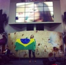 Ana Paula Valadão anuncia que 16º CD do Diante do Trono será gravado em Juazeiro do Norte