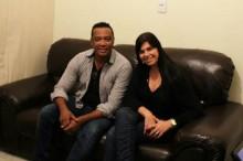 """Cristiane Ferr e Marquinhos Gomes gravam dueto na música """"Águas Cristalinas""""; Ouça aqui"""