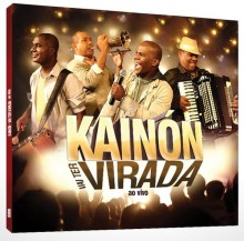 """Kainón revela título e capa do novo CD: """"Vai ter Virada"""""""