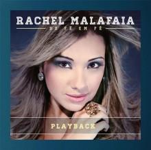 """Rachel Malafaia comemora 100 mil seguidores no Twitter e lança playback do CD """"De Fé em Fé"""""""