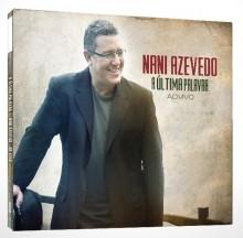 "Nani Azevedo revela capa e título de seu novo CD: ""A Última Palavra"""