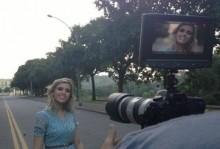 """Danielle Rizzutti grava novo clipe, """"Pronto pra ver o Senhor"""""""