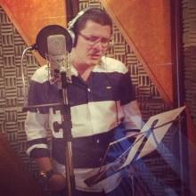 """Geraldo Guimarães grava participação especial no novo CD de Cristina Mel, """"Eu Respiro Adoração"""""""