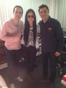 Arielly Bonatti anuncia gravação de novo CD, que terá produção musical de Emerson Pinheiro e Melk Carvalhedo