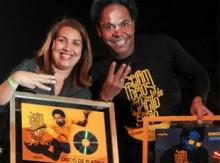 "Thalles Roberto recebe Disco de Platina pelo CD ""Sejam Cheios do Espírito Santo"""