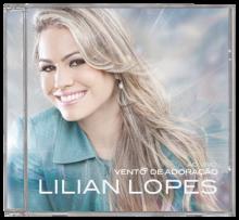 """Lilian Lopes finaliza produção do álbum """"Vento de Adoração – Ao Vivo"""""""