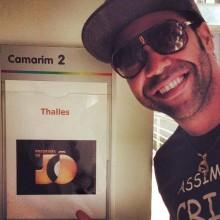 """Thalles Roberto gravou participação no Programa do Jô: """"Deus está realizando meus sonhos"""""""