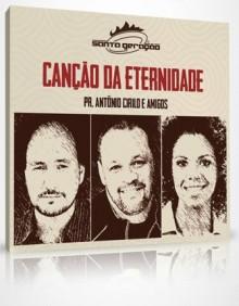 """Pastor Antônio Cirilo apresenta capa do CD """"Canção da Eternidade"""""""