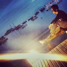 """Raphael Lucas grava seu primeiro clipe, """"Tudo Que Há de Bom Em Mim"""""""