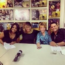 Cantores da família Nascimento formam trio e assinam contrato com a MK Music
