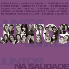 """""""Juntos na Saudade"""": coletânea reúne Eyshila, Kleber Lucas, Cassiane e Fernanda Brum"""