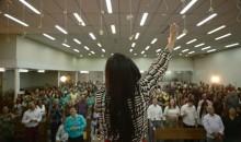 """""""Esperança"""": Jozyanne supera problemas de saúde e grava novo CD, ao vivo"""